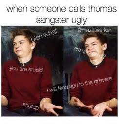 Thomas sangster imagines tumblr