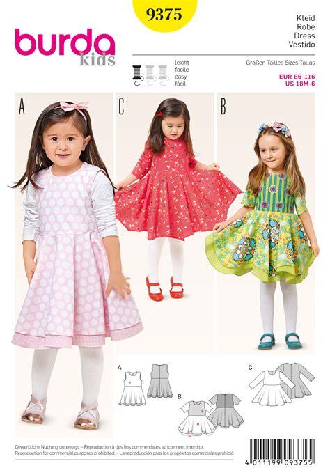 patterns free burda burda 9375 sewing pattern