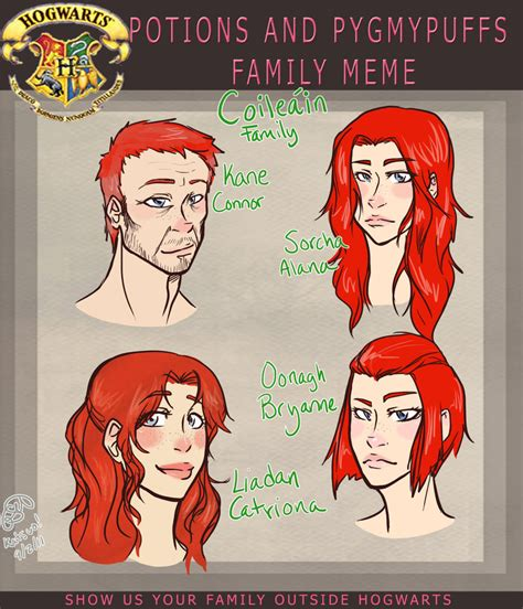Meme Family - coileain family meme by katsuomangaka on deviantart