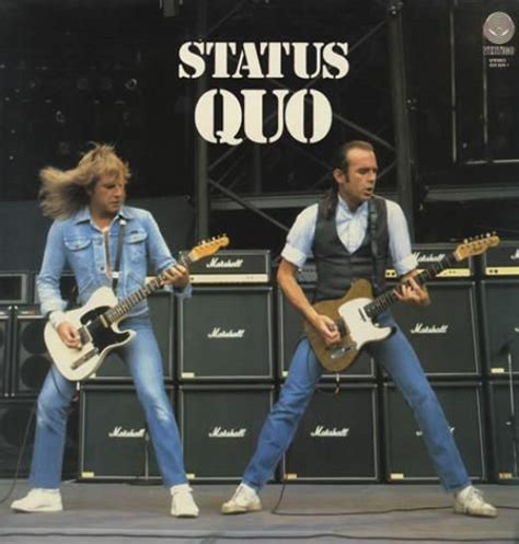 Status Quo 60 Best Images About Status Quo On
