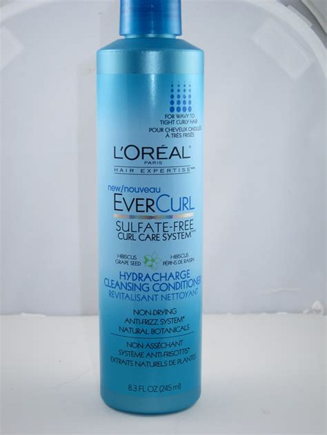 L Oréal Detox by L Oreal Evercurl Hydracharge Cleansing Conditioner Review