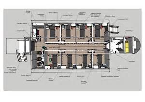 Emergency Department Floor Plan Emergency Room Floor Plans Emergency Department Floor Plan