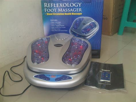Alat Pijat Refleksi Advance alat pijat getar infrared like sumo foot therapy advance jmg murah best seller