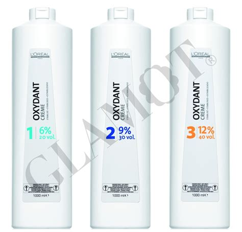 Loreal Oxydant l or 233 al professionnel oxydant glamot de
