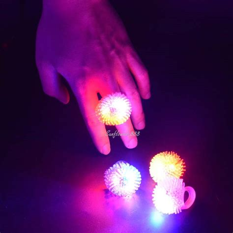 light up jelly rings aliexpress com buy light up jelly rings flashing led