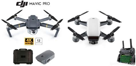 dji mavic pro sparkmini drones   lowest price