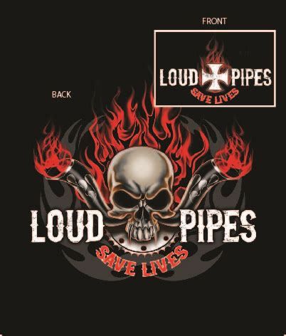 loud pipes save lives rebel highway
