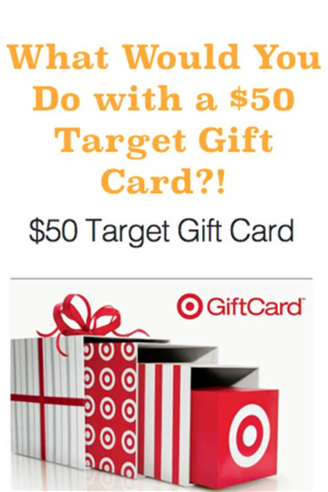 Win 1000 Target Gift Card 2015 - new 50 target gift card sweepstakes snag free sles