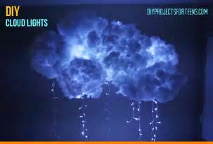 how make diy cloud light projects for teens lights your room pinterest cool lighting ball and