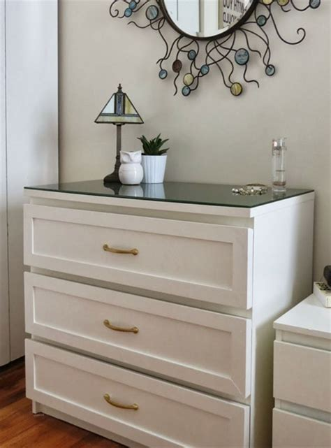malm diy home dzine home diy make your own ikea furniture starting with a malm dresser
