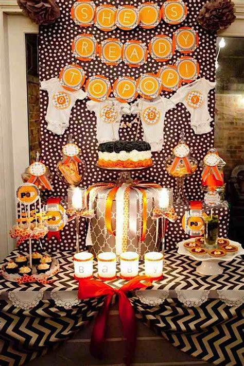 fall themed baby shower kara s ideas ready to pop couples boy fall baby