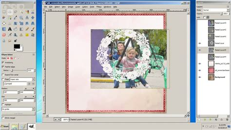 Digital Scrapbooking Wiki Launches by In The Sun Create A Digital Scrapbooking Layout