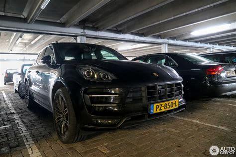 2018 porsche macan turbo porsche 95b macan turbo 21 january 2018 autogespot