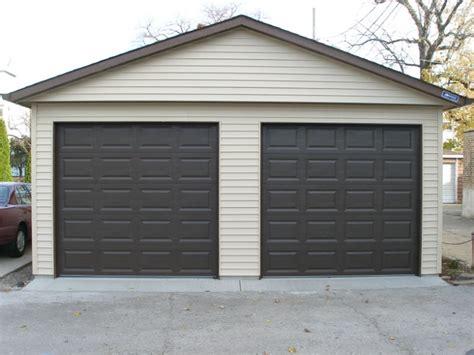 Chicagoland Garage Builders by And Loeber Custom Garages Garage Construction