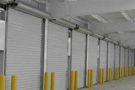 Commercial Roll Up Doors In Palm Coast Florida Abs Roll Up Commercial Garage Doors