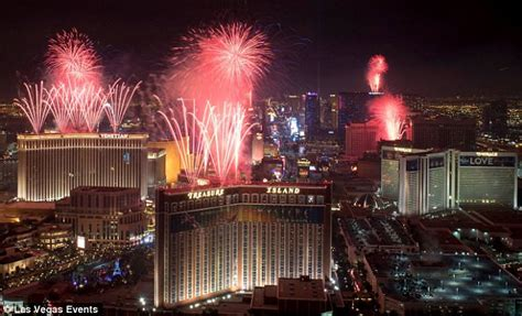 new year celebration las vegas heightened security in las vegas on new year s daily
