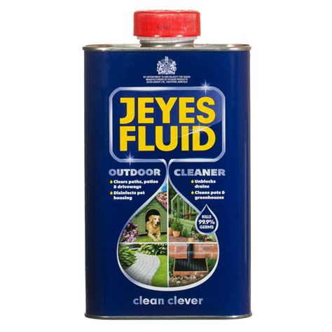 Jeyes Fluid Disinfectant 1L   Cleaning