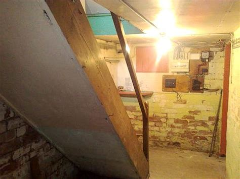 converting a basement a basement conversion to office and utility rooms