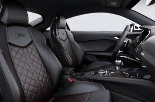 Audi Tt Rs Interior by Audi Tt Reviews Research New Used Models Motor Trend