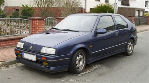 renault cars 1990 renault 1990 19 16v the history of cars cars