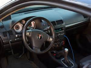 Pontiac G5 Interior 2009 Pontiac G5 Pictures Cargurus