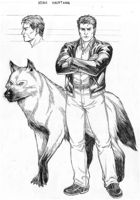 Crushworthy Characters: Adam Hauptman | Fandomania