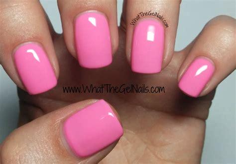 Ibd Nails by 4 Pink Ibd Just Gel Nail Colors