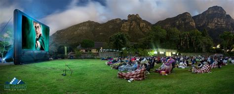 Open Air Cinema Botanical Gardens The Galileo Open Air Cinema 2013 14 Retroyspective