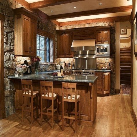 rustic kitchen cabinets design small rustic kitchen ideas ideas all design kitchen