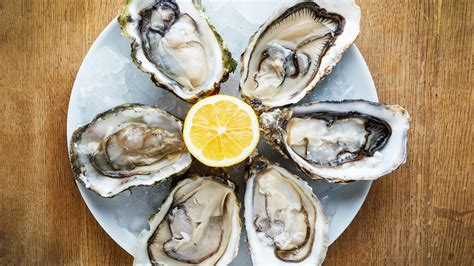 Kerang Oyster how to eat an oyster properly today