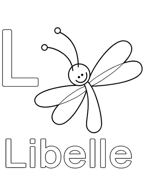 german alphabet coloring pages letter l to print or download for free