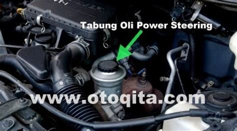 Oli Power Steering Honda fandy otomotif stir kemudi