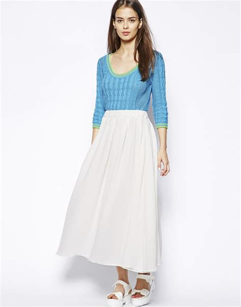 dress gallery noreen midi dress with pleated skirt where