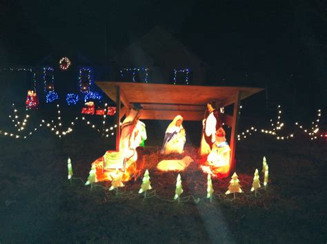 gaston county christmas lights