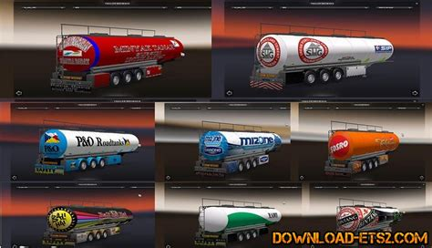 indonesia trailer indonesia taste trailer skins by bdoel 187 ets 2