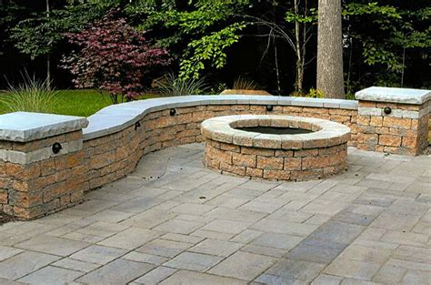 outdoor pits pit granite