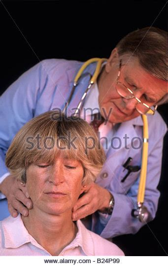 Physicians Background Check Lymph Nodes Stock Photos Lymph Nodes Stock Images Alamy