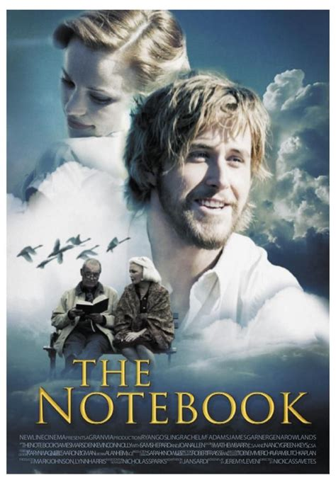 movie quotes notebook the notebook total chick flick but by far my most