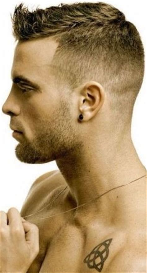 mens haircuts without bangs best 25 short haircuts for men ideas on pinterest men s