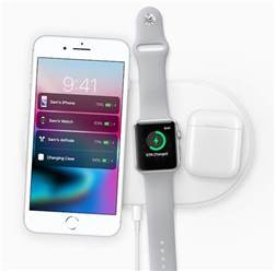 apple announces airpower wireless charging pad
