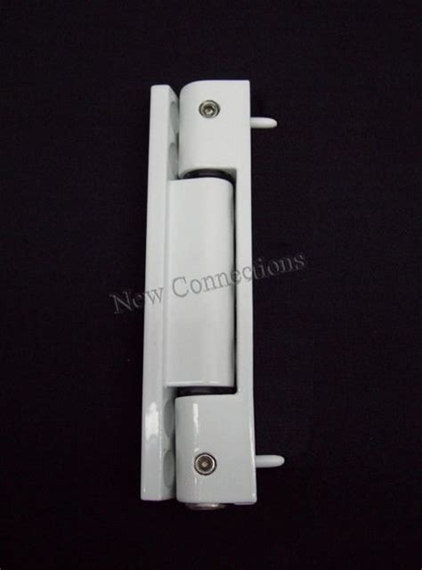 115mm Adjustable Upvc Door Flat Butt Hinge 0 Degrees Adjusting Patio Door Hinges