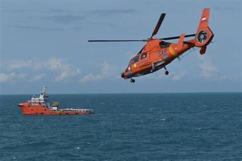 airasia jatuh 2017 helikopter basarnas jatuh di temanggung kompas com
