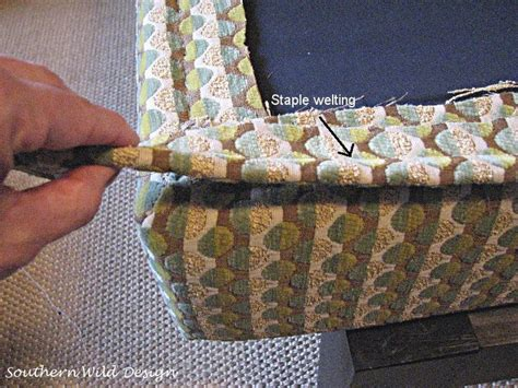 how to reupholster an ottoman 25 best ideas about ottoman on