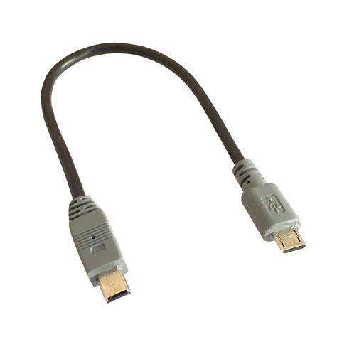 Usb A To Micro Usb 5 Pin Otg Adapter Graha Elektrik micro usb to mini 5 pin usb otg sync data