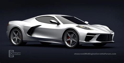 Pictures Of The 2020 Chevrolet Corvette by Pics New Year S Day Renders And Commentary From Chazcron
