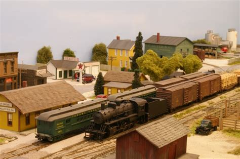 model railroader video layout tour olympia layout tour march 2 welcome to the 4th division