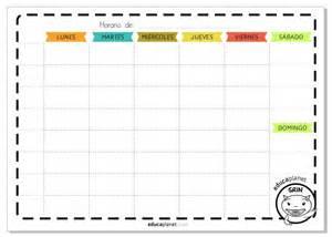 Calendario Semanal Para Imprimir Las 25 Mejores Ideas Sobre Horario De Tareas Hogar En