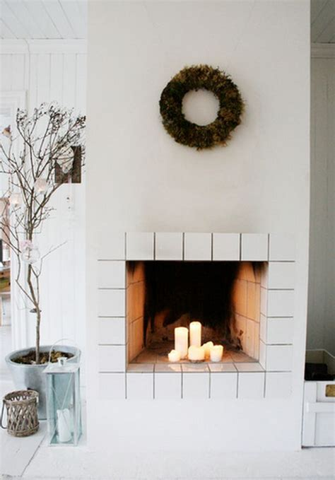 what to do with unused fireplace decorating ideas for the fireplace