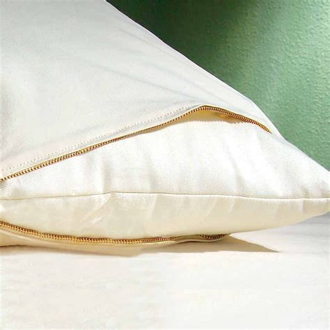 bed bug pillow cover certified organic cotton pillow barrier cover lifekind