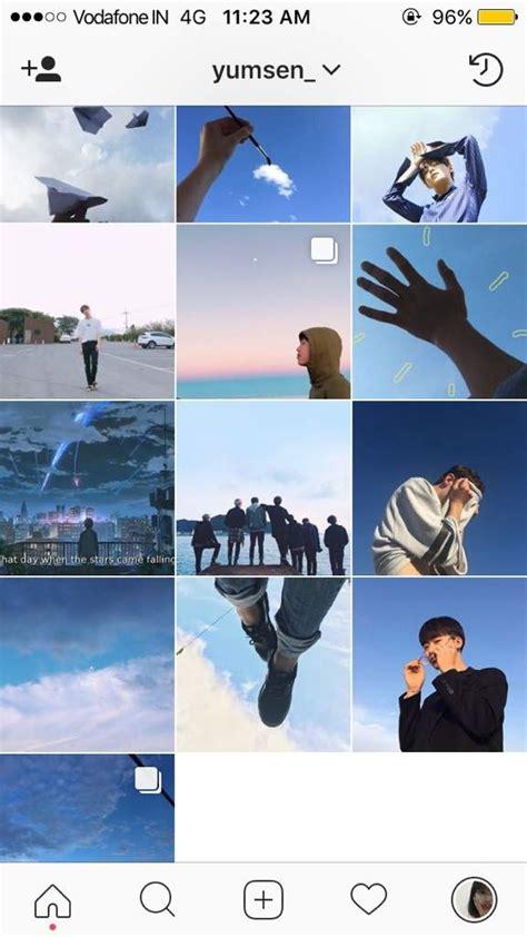 instagram themes quiz bts themed feed on instagram aesthetics aesthetic